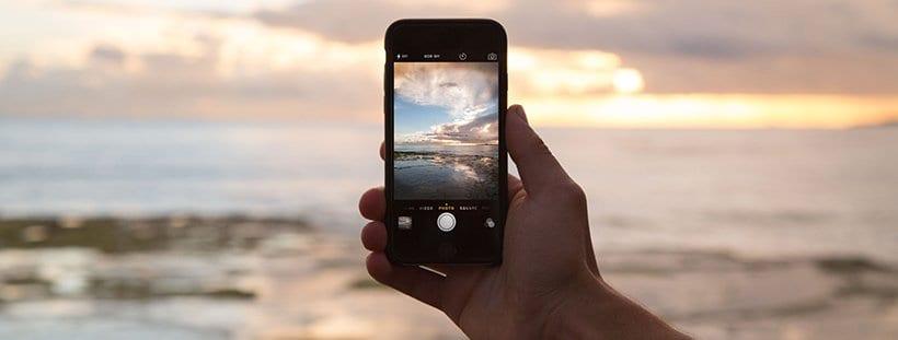 stock photo iphone