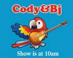 Cody and BJ will be playing at our open house at Apple Ridge