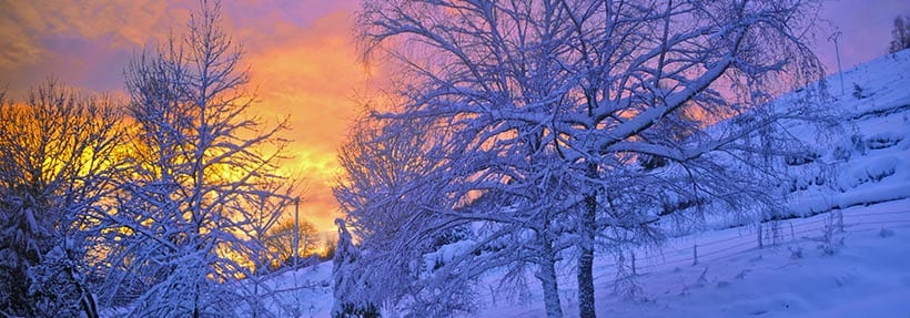 winter-sunset-stock-photo