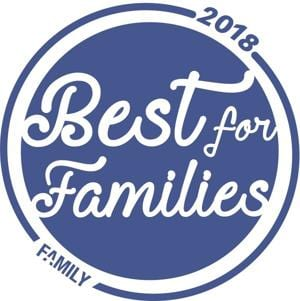 Best For Families - Best Preschool award