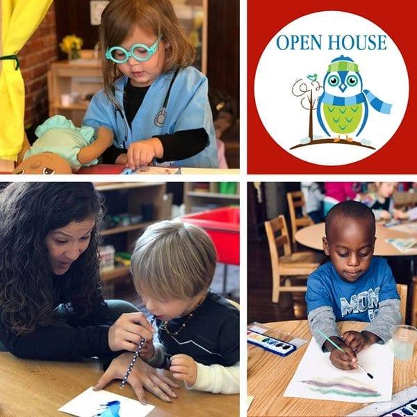 December 2018 Open House