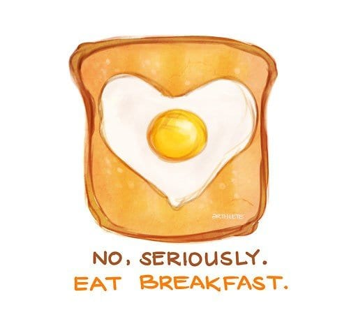Eat breakfast image