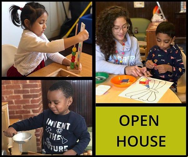Open House Featured image - Clarksburg