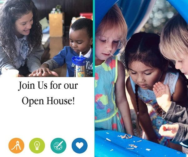 Open houses at georgetown hill preschool