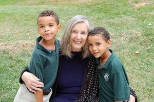 Ellen Cromwell - Mother Of Georgetown Hill Early School