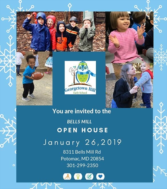 Bells Mill Open House January 26th 2019
