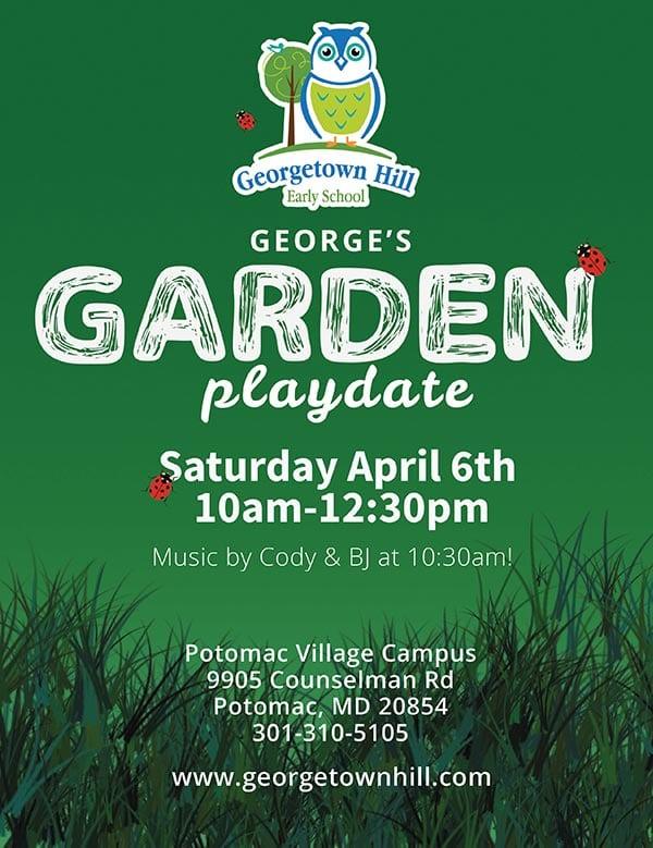 George's Garden Party