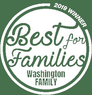 Best For Families Award Winner 2019