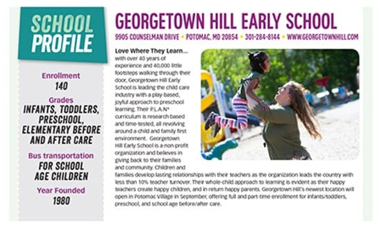 georgetown hill early school in the news 2