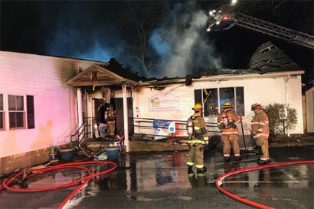 Cause of Rockville Fire Under Investigation